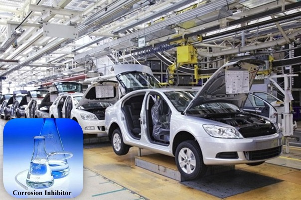 Corrosion Inhibitor in the Automobile Industry